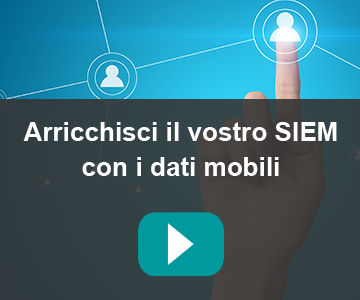 Enrich your SIEM with mobile data